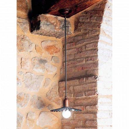 Lampa wisząca nowoczesna, linia Civetta od Aldo Bernardi