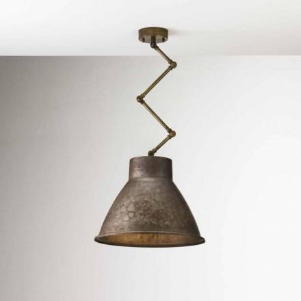 Lampa wisząca średnia Loft od Il Fanale