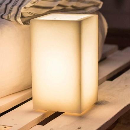 Lampa Abat-jour z wosku zapachowego w różnych kolorach Made in Italy - Dalila