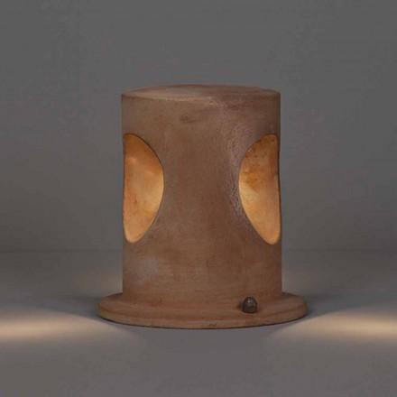 Zewnętrzna lampa podłogowa z 2 światłami, U-Boot - Toscot