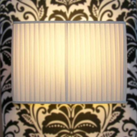 Lampa ścienna design 2 punktowa Bamboo