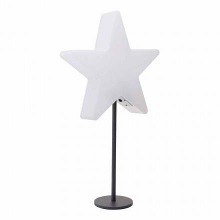 Nowoczesna lampa stołowa Star z postumentem lub bez - Littlestar