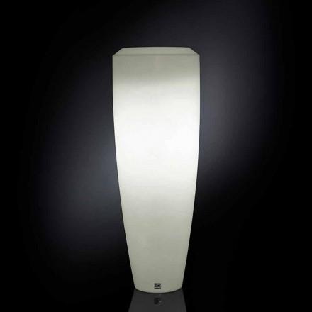 Nowoczesna lampa stojąca z Led do zewnątrz Ldpe Obice Small