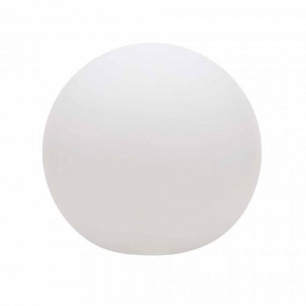 Kolorowa, nowoczesna lampa podłogowa Sphere, różne rozmiary - Globostar