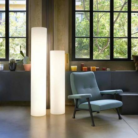 Lampa podłogowa Slide Fluo nowoczesny design