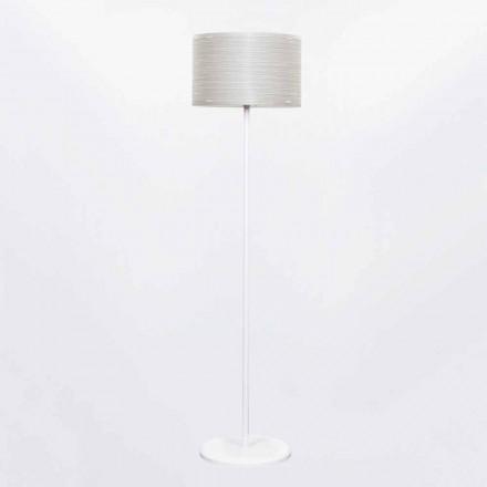 Lampa stojąca design Debby, średnica 45 cm