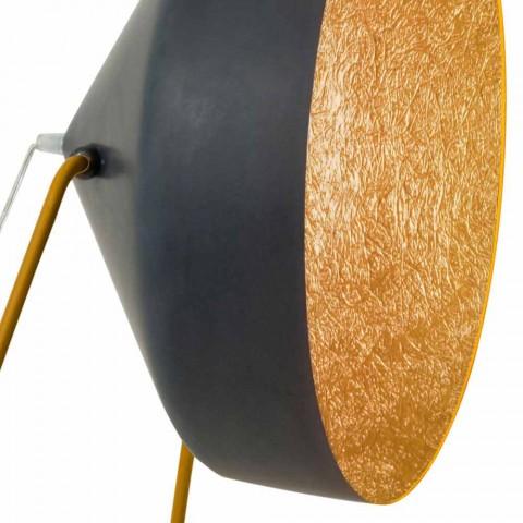 Designerska lampa podłogowa In-es.artdesign Cyrcus F Tablica z żywicy