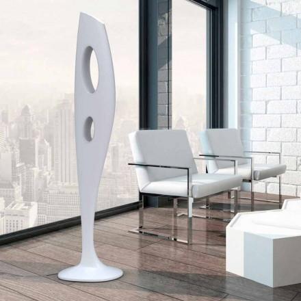Lampa podłogowa o nowoczesnym wzornictwie wyprodukowana we Włoszech, Sinnai