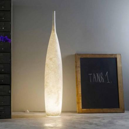 Nowoczesna lampa podłogowa H142cm In-es.artdesign Tank 1 w kolorze