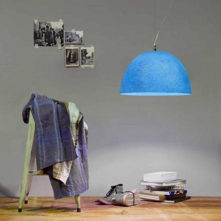 Lampa projektowa do zawieszania In-es.artdesign H2o Kolorowy nebulit