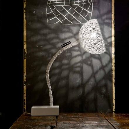 Lampa stołowa z wzorem In-es.artdesign T2