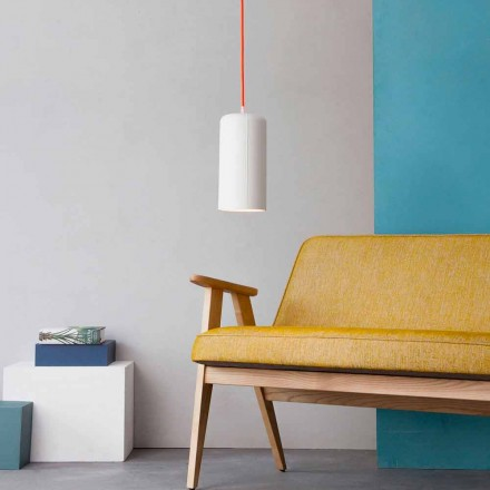 Lampa wisząca In-es.artdesign Świeca 1 w kolorze laprene