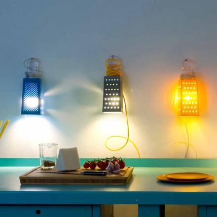 Lampa stołowa z laprenu In-es.artdesign Modern Cacio & Pepe