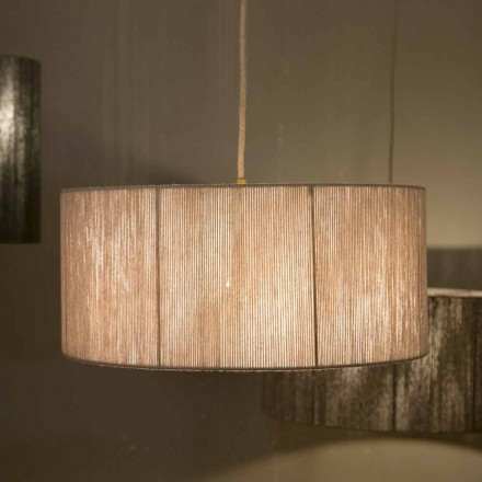 Nowoczesna lampa wisząca we włoszech wykonana we Włoszech Evita