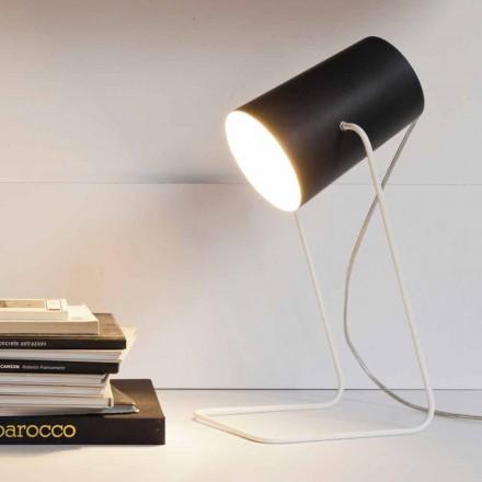 Nowoczesna lampa stołowa In-es.artdesign Paint T blackboard effect
