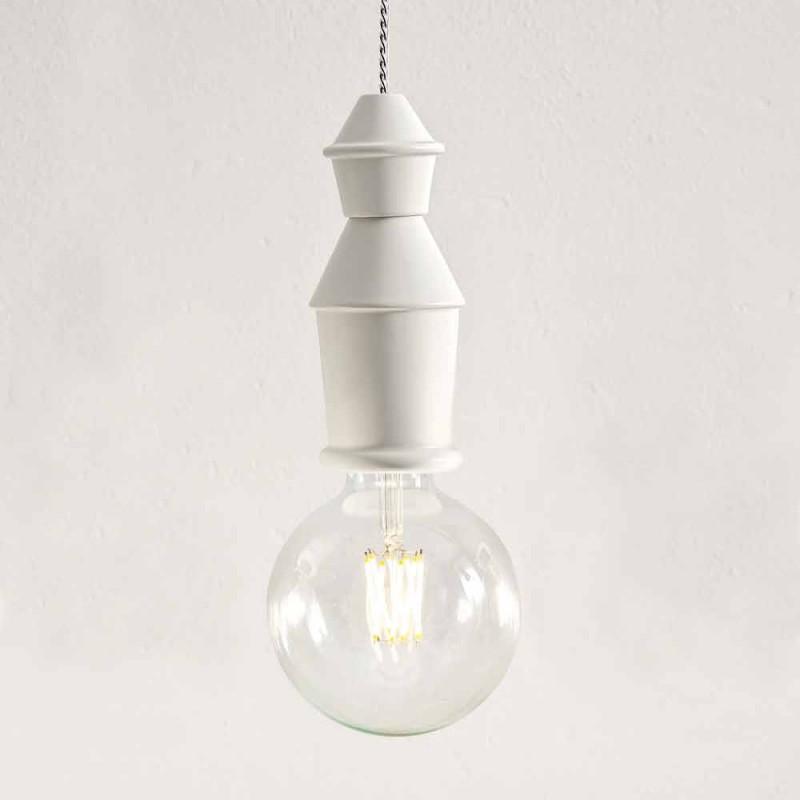 Lampa wisząca o ceramicznym designie - Los Aldo Bernardi