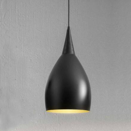 Nowoczesna aluminiowa lampa wisząca Made in Italy - Cappadocia Aldo Bernardi