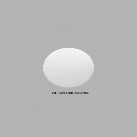 Lampa wisząca z gniazdem E27 - Fate Aldo Bernardi