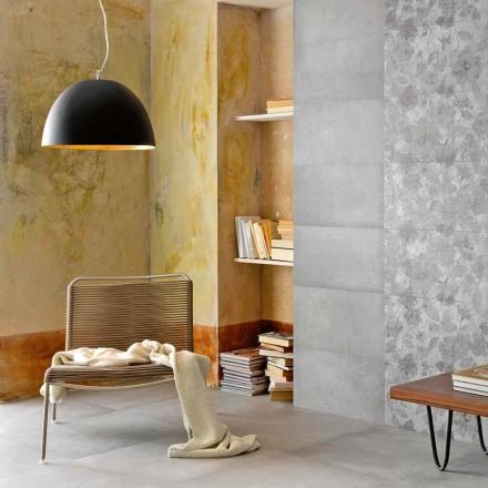 Nowoczesny design żyrandola In-es.artdesign H2o w kolorowym nebulicie