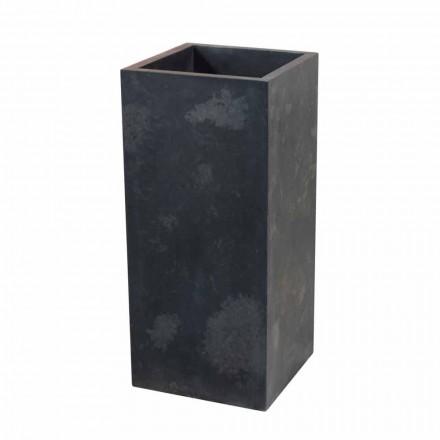 Umywalka cokole z kamienia naturalnego czarne Balik