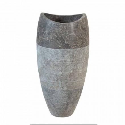 Kolumna kuliste mycia kamień naturalny wędzony Gili