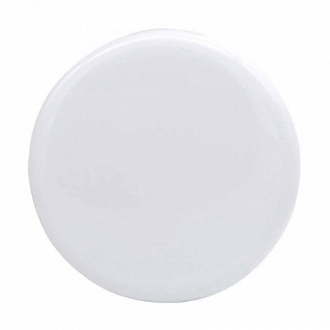 Umywalka nablatowa o nowoczesnym designie wykonana we Włoszech Sun 65x40 cm
