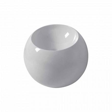 Blat zlewozmywakowy w kolorze ceramicznym Fanna