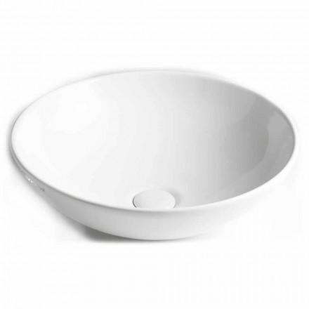 Umywalka ceramiczna nablatowa Made in Italy - Pimpi