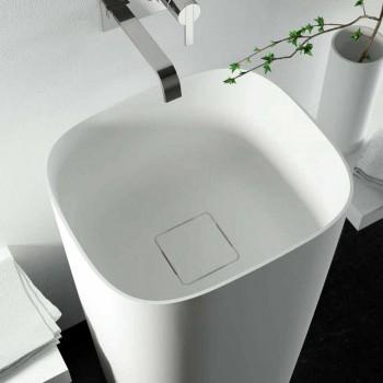 Wolnostojąca okrągła umywalka wolnostojąca wykonana we Włoszech, Lallio