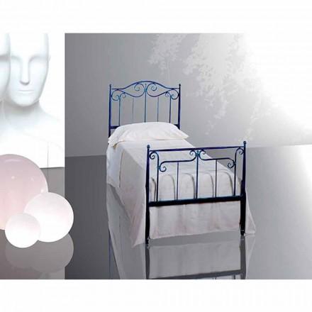 Łóżko pojedyncze w kute Auriga