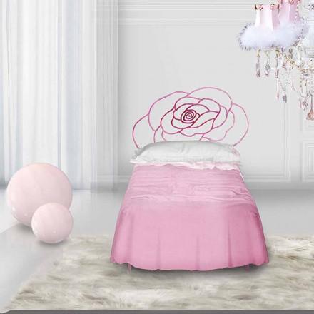 Łóżko pojedyncze w kute Centaur
