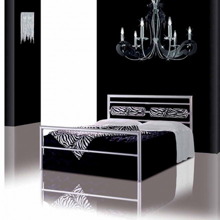 Łóżko pojedyncze w kute Dionizosa