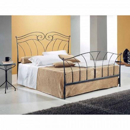 Łóżko pojedyncze w kute Neptuna