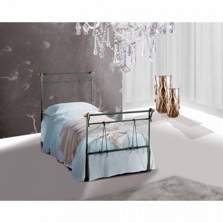 Łóżko pojedyncze w kute Perseusza
