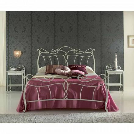 Łóżko pojedyncze w kute Wenus