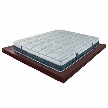 Wysokiej jakości pojedynczy materac w pamięci Wysoki 25 cm Made in Italy - Villa