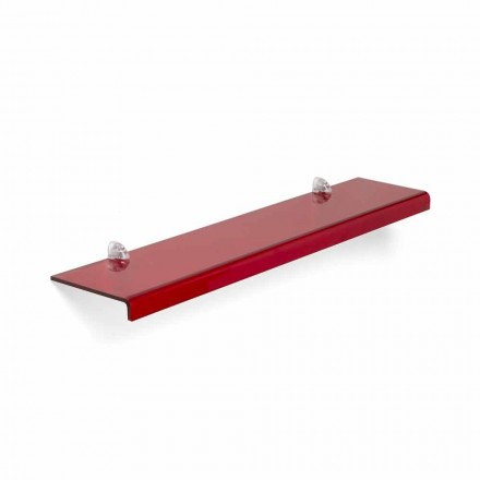 Półka design z metakrylanu 75x15cm model Maren