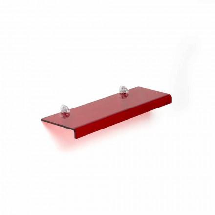 Półka z metakrylanu design 90x15 cm Jack