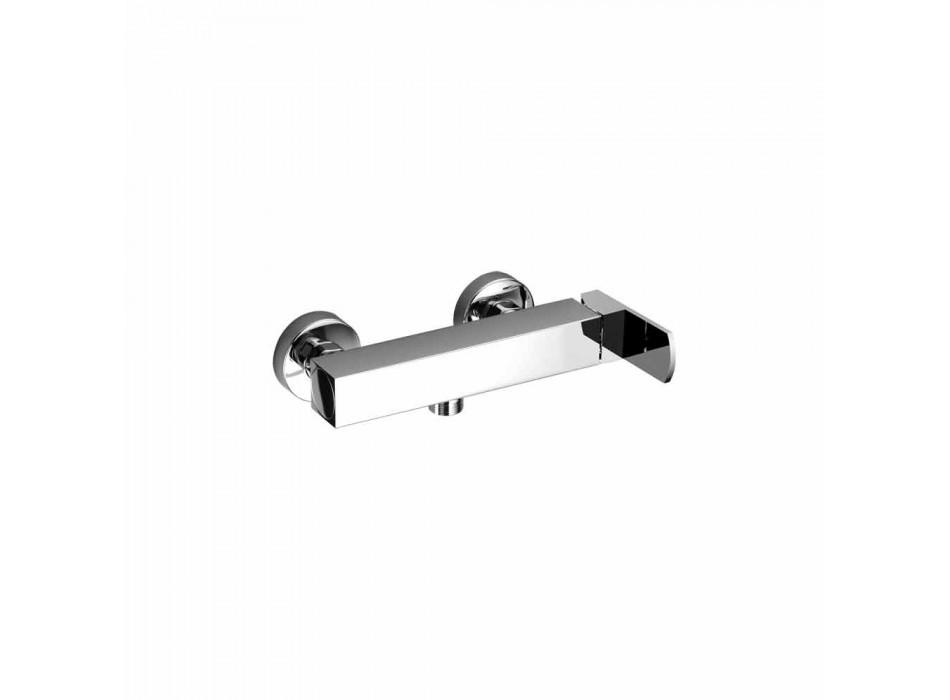 Bateria mosiężna do prysznica zewnętrznego Made in Italy - Sika
