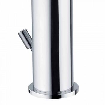 Bateria umywalkowa z wylewką 200 mm, odległość od środka mosiądzu Made in Italy - Liro