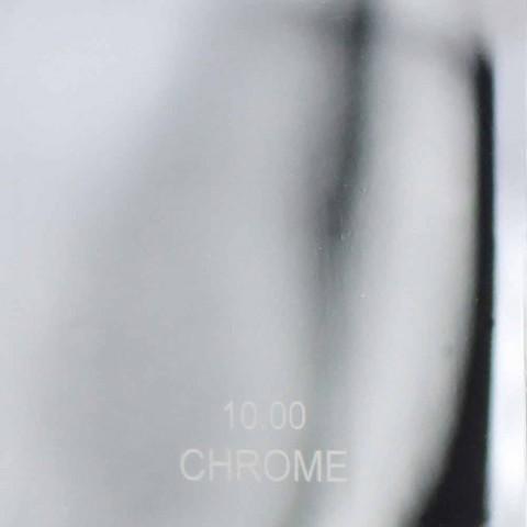 Designerska bateria umywalkowa z chromu lub kolorowego mosiądzu Made in Italy - Dainamo