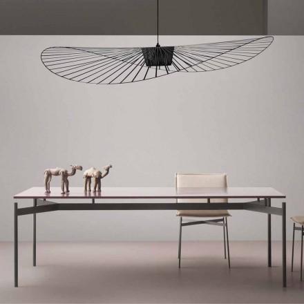 Stół design z MDF lakierowanego My Home Dub made in Italy
