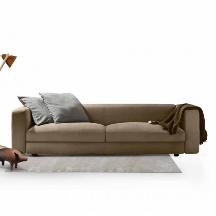 Sofa z materiału design My Home Softly One made in Italy
