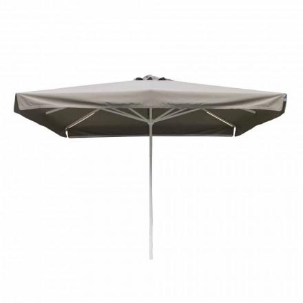 Parasol ogrodowy z metalową konstrukcją Made in Italy - Solero