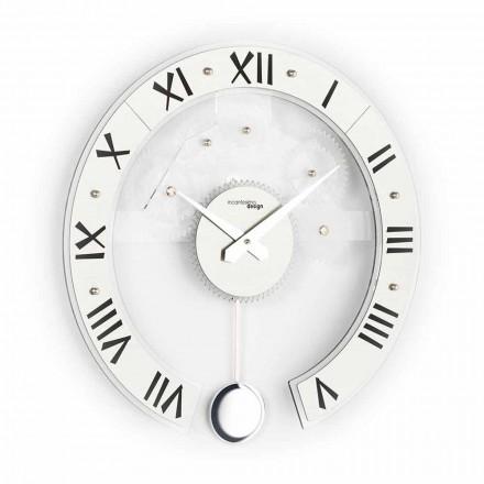 Zegar ścienny nowoczesny design Betty Pendolo