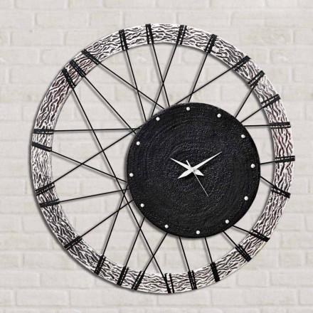 Nowoczesny zegar ścienny Amalfi firmy Viadurini Decor