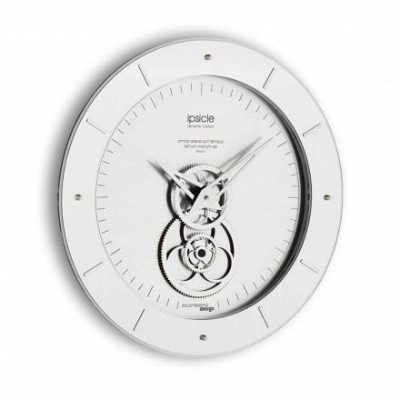 Zegar ścienny design Step