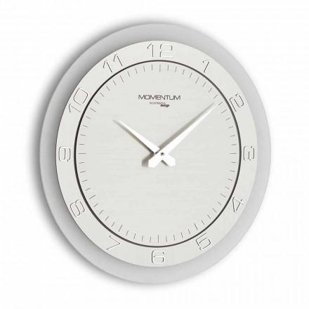 Zegar nowoczesny na ścianę model Dininho