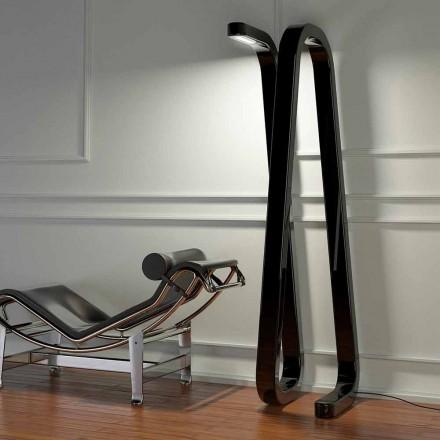 Lampa podłogowa o nowoczesnym wzornictwie wykonana we Włoszech, Sirolo