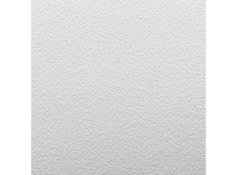 Brodzik nowoczesny design 120x70 z żywicy Velvet Effect - Estimo
